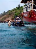 Check out Tanishaa Mukerji goes scuba diving in Goa