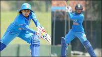ICC Women's World Cup Qualifier: Batters come to party as India pummel Lankans in opening tie