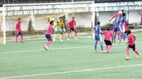 FC Bardez hold mighty Golden Eagles goalless