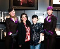 Etihad Airways Partners With Jimmy Choo In Celebration Of The Iconic Luxury Brand's 20th Anniversary