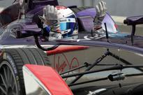 Bird scores maiden Formula E pole as Buemi spins