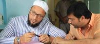 Akbar Owaisi allegedly halts flyover work at Santoshnagar and Bahadurpura