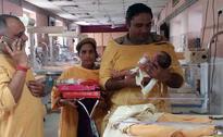 Baby Swadha, Found In A Cloth Bag On Delhi Footpath, Is Police 'Property'