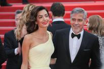 Pope Francis Honors George And Amal Clooney For Charity Work