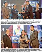 National Cricket Awards honour domestic talent