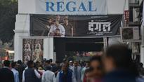 With Raj Kapoor's 'Sangam' Lights out for Regal theatre