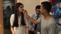 Sonam Kapoor's special birthday with boyfriend Anand Ahuja!