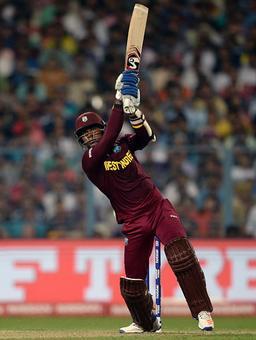 Samuels powers West Indies to victory against Australia