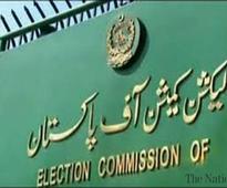 ECP restrains Imran from addressing rallies
