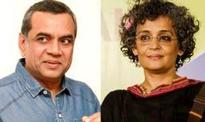 'Tie Arundhati Roy to army jeep'
