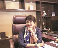 The extraordinary rise of Pakistan's only female banking CEO Sima Kamil