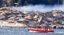 No apparent survivors in Norway chopper crash