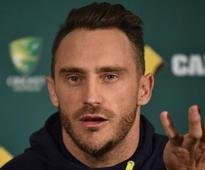 ICCs code of Conduct Commission uphelds decision to dock Du Plessis match fees