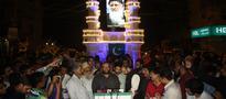 Faisal Edhi inaugurates monument to pay tribute to Abdul Sattar Edhi
