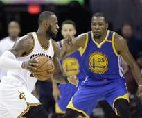 NBA Finals: Kevin Durant's dagger, JR Smith's deep 3