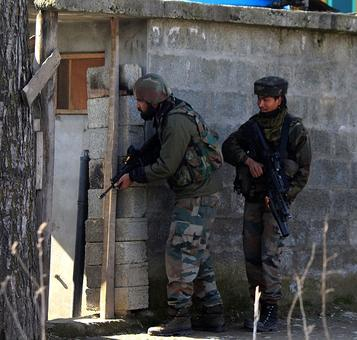 Terrorist killed in Handwara encounter