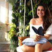 See picture: Party mode on for Parineeti Chopra?