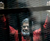Egypt Sentences Morsi to Life, Al-Jazeera Journalists to Death