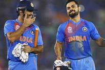 MS Dhoni Returns as Ashwin and Jadeja Rested for First Three ODIs