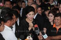 Court accepts Yingluck's suit against damage order