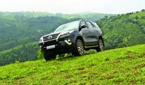 New Fortuner adds more fuel to the battle of the SUVS