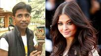 Sorry Aaradhya, this guy says that he's Aishwarya Rai Bachchan's first-born