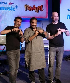 Watch: Shankar-Ehsaan-Loy jam!