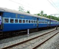Train hits man, drags him several kms