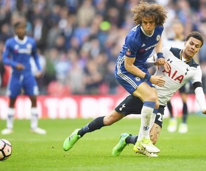 How Luiz has become Chelsea's defensive rock