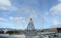 Japan is Building a 403-Foot Ferris Wheel With See-Through Floors