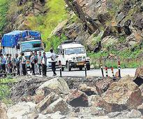 Five killed in Uttarakhand landslide, heavy rain alert