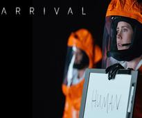 Hazmat Suits turned out to be awkward for the cast of arrival