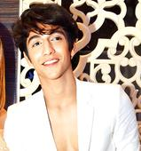 Chikki and Deanne Pandey's son Ahaan makes his ramp debut