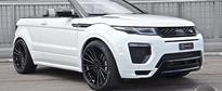 The First Tuned Range Rover Evoque Cabrio Wears Hamann Kit