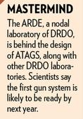 ARDE develops advanced towed artillery gun system