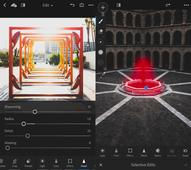 Adobe Lightroom for iOS gets support for 3D Touch, Apple Pencil, Android app gets native design