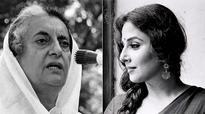 Vidya Balan to play former PM Indira Gandhi in screen adaption of Sagarika Ghose's book