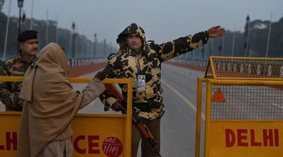 Delhi Police issues terror alert after intelligence warns of attack