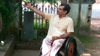 Goa: Assaulted wheelchair-bound writer says movie halls not the place to show patriotism