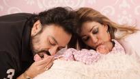 FIRST PICTURES Adnan Sami's baby girl Medina Sami Sami is breaking the internet