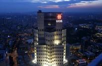 Singapore's UOB profit falls 7.8 percent; bad debt charges jump