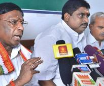 Puducherry: Congress-DMK combine set to form government in the state