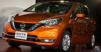 Nissan Launches 2017 Note e-Power Hybrid In Japan