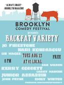 Don't Miss These 'Brooklyn Comedy Festival' Acts