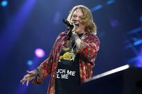 Axl Rose Is Back on His Feet As Guns N' Roses' Not In This Lifetime Tour Hits America