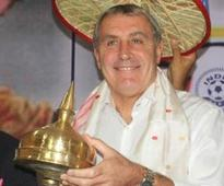 If India can do so well in cricket, it can also do well in football: Peter Shilton