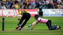 Howell's haul leaves Gloucs top of South Group