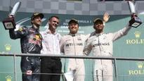 F1 2016: Nico Rosberg wins Belgian GP