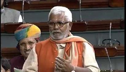 Is Hukum Narayan Yadav next VP?