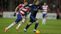 Modric saves Real Madrid with late winner at Granada